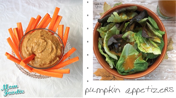 pumpkin appetizers