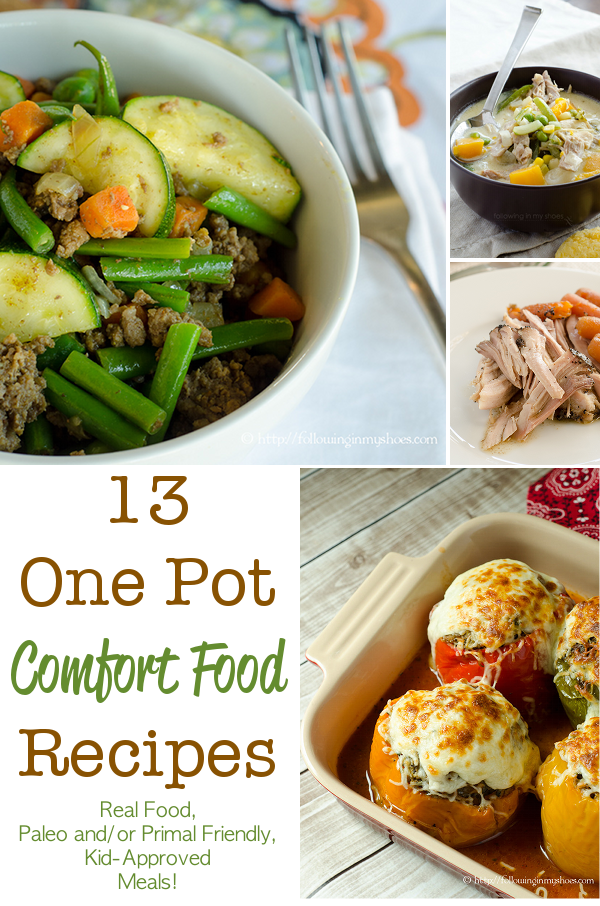 13 One-Pot Comfort Food Paleo and Primal Recipes