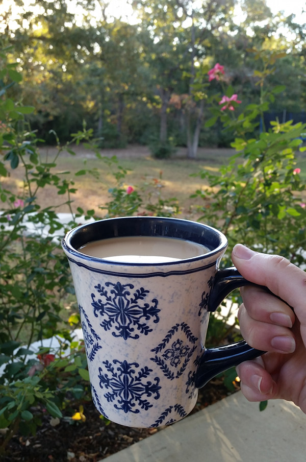 Country Morning Coffee