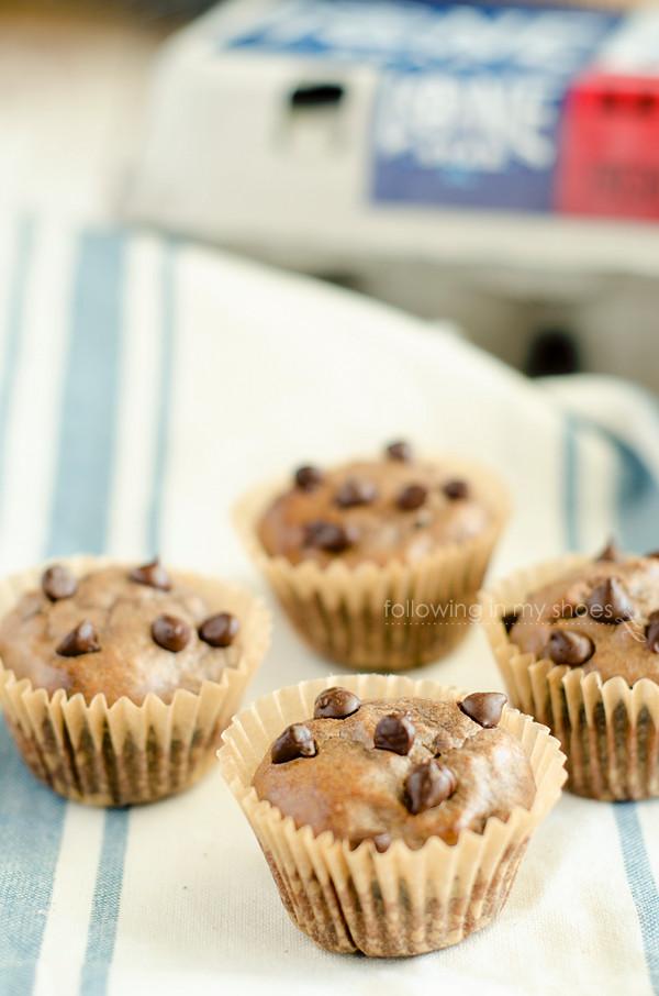 paleo nut free muffins