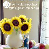 20 Kid-Friendly Make Ahead Breakfasts