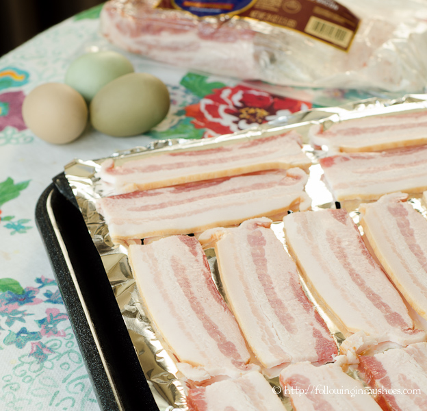 How To Cook Bacon In The Oven (1 of 8)