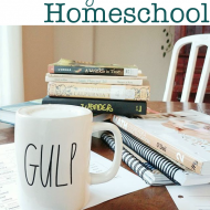 The One Where We Homeschool
